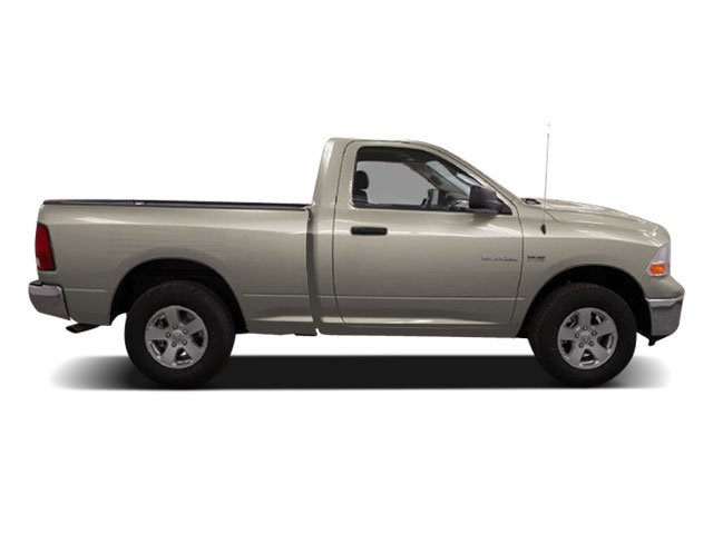 2009 Dodge Ram 1500 Prices and Values Regular Cab SLT 2WD side view