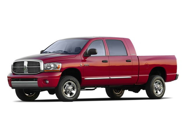 2009 Dodge Ram 2500 Prices and Values Mega Cab SLT 2WD side front view