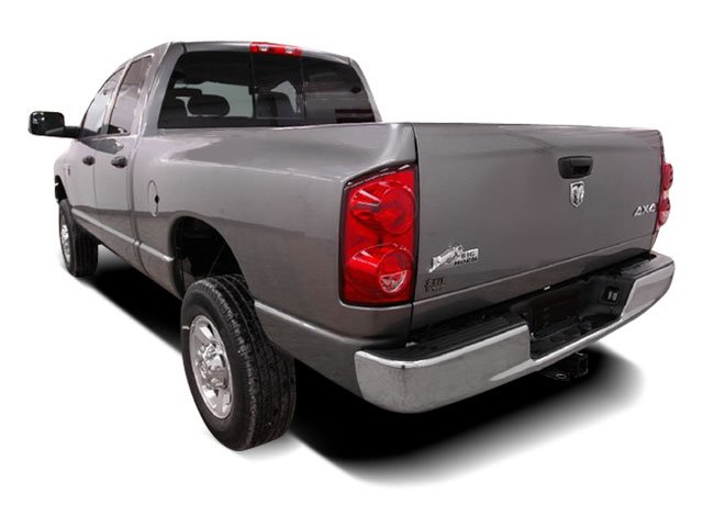 2009 Dodge Ram 2500 Prices and Values Mega Cab SLT 2WD side rear view