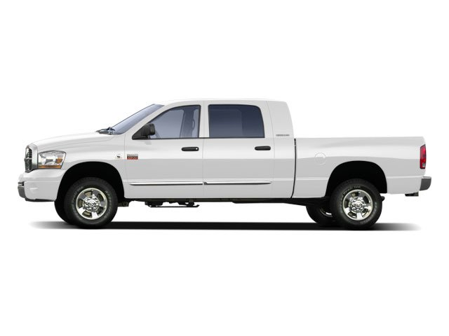 2009 Dodge Ram 2500 Prices and Values Mega Cab SLT 2WD side view