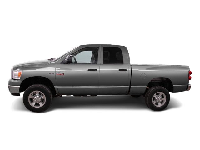 2009 Dodge Ram 2500 Prices and Values Quad Cab SLT 2WD side view