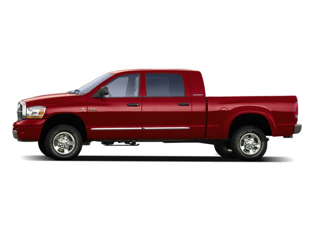 2009 Dodge Ram 3500 Prices and Values Mega Cab Laramie 2WD side view