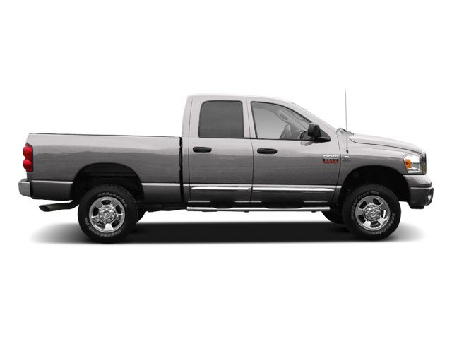 2009 Dodge Ram 3500 Prices and Values Quad Cab SLT 4WD side view