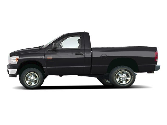 2009 Dodge Ram 3500 Prices and Values Regular Cab SXT 2WD side view