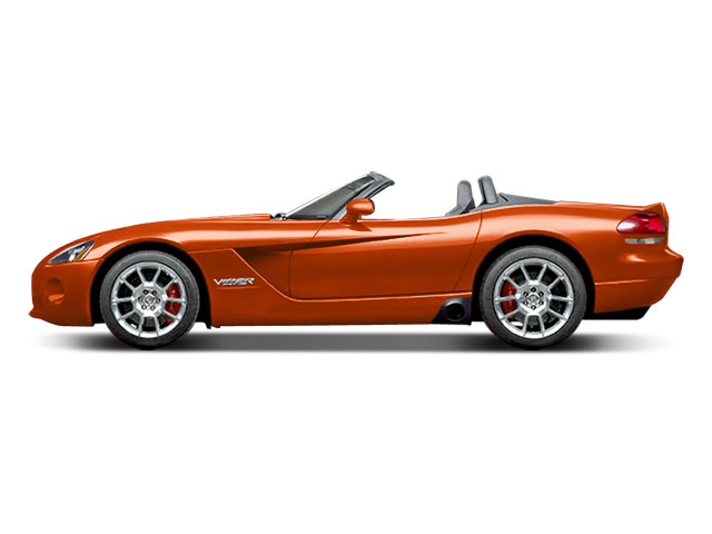 2009 Dodge Viper Prices and Values 2 Door Roadster side view