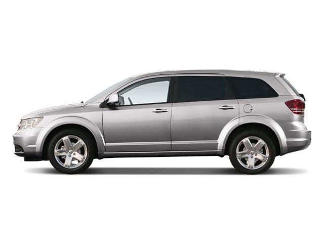 2009 Dodge Journey Prices and Values Utility 4D R/T AWD side view