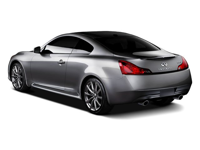 2009 INFINITI G37 Coupe Pictures G37 Coupe 2D 6 Spd photos side rear view