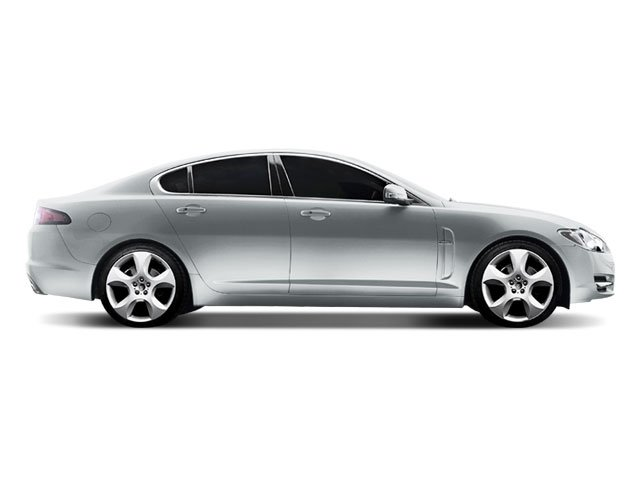2009 Jaguar XF Pictures XF Sedan 4D 4.2 Premium Luxury photos side view