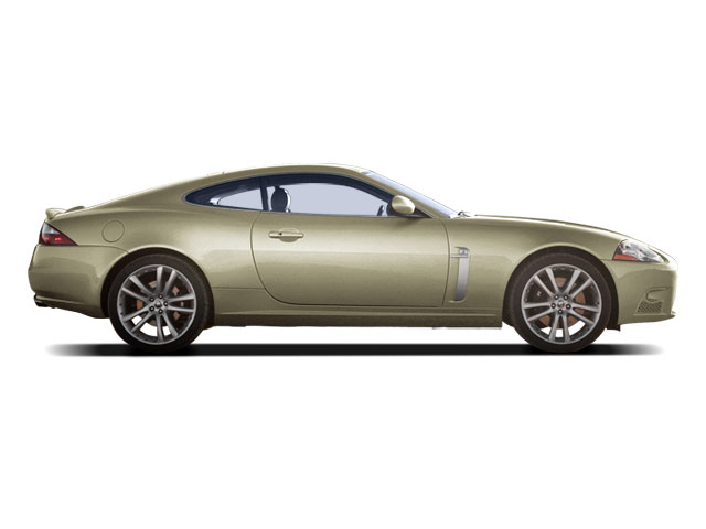 2009 Jaguar XK Series Prices and Values Coupe 2D side view