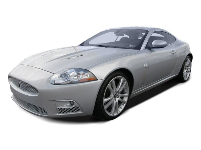 2009 Jaguar XK Series Pictures XK Series Coupe 2D XKR Supercharged photos side front view