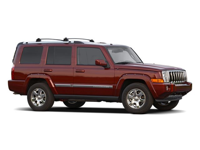 2009 Jeep Commander Prices and Values Utility 4D Limited 4WD