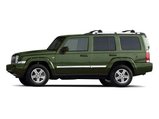2009 Jeep Commander Prices and Values Utility 4D Limited 4WD side view