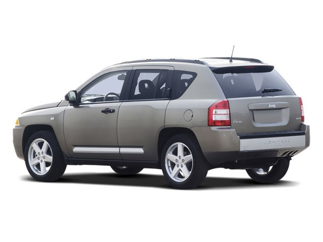 2009 Jeep Compass Pictures Compass Utility 4D Sport 2WD photos side rear view