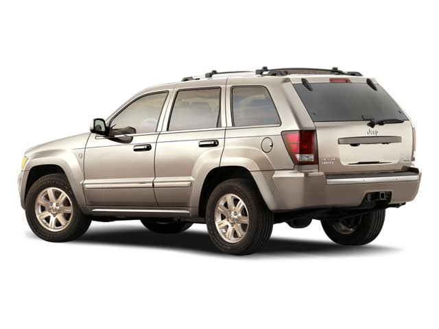 2009 Jeep Grand Cherokee Pictures Grand Cherokee Utility 4D Laredo 4WD photos side rear view
