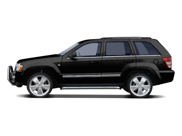 2009 Jeep Grand Cherokee Pictures Grand Cherokee Utility 4D Laredo 4WD photos side view