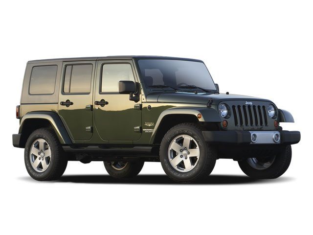 2009 Jeep Wrangler Unlimited Prices and Values Utility 4D Unlimited X 2WD
