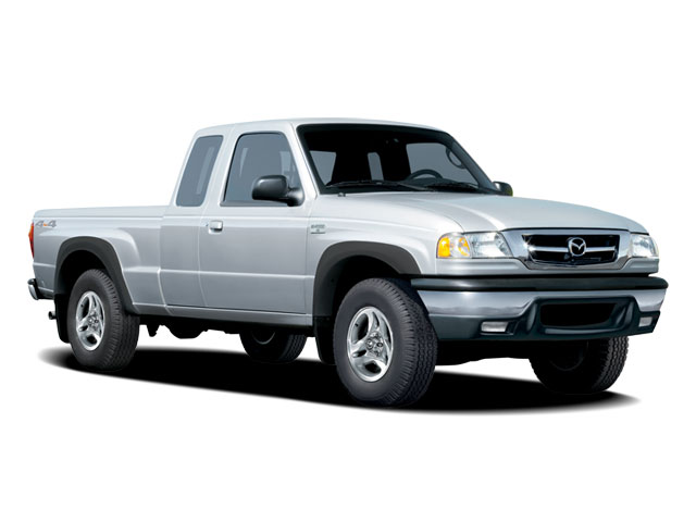 2009 Mazda B-Series Truck Prices and Values Base Cab Plus 4D 4WD