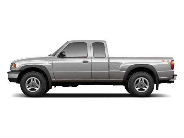 2009 Mazda B-Series Truck Prices and Values Base Cab Plus 4D 4WD side view