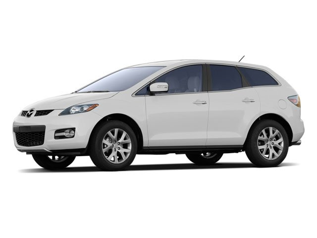 2009 Mazda CX-7 Prices and Values Wagon 4D Sport AWD side front view