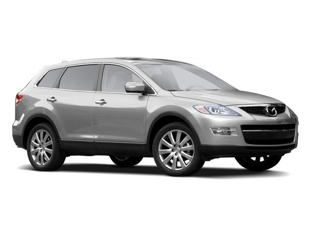 2009 Mazda CX-9 Prices and Values Utility 4D Touring 2WD side front view
