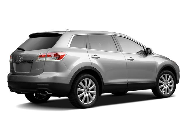 2009 Mazda CX-9 Prices and Values Utility 4D Touring 2WD side rear view