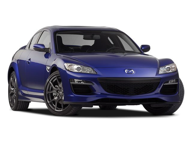 2009 Mazda RX-8 Prices and Values Coupe 2D Touring (6 Spd) side front view