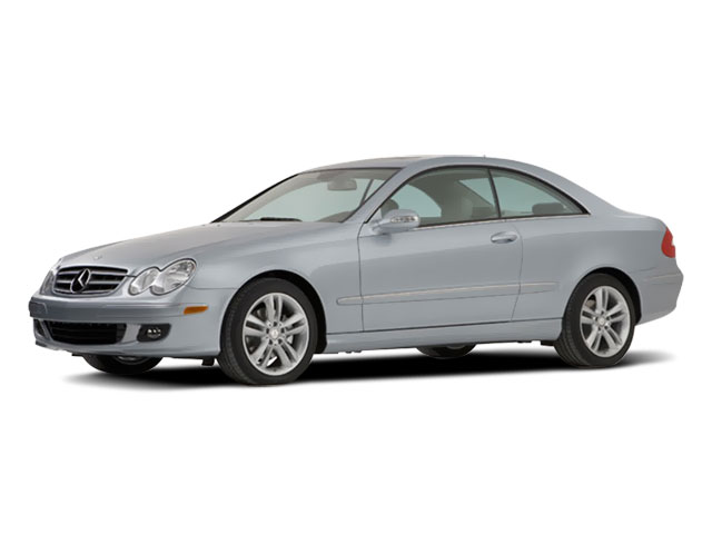 2009 Mercedes-Benz CLK-Class Prices and Values Coupe 2D CLK350