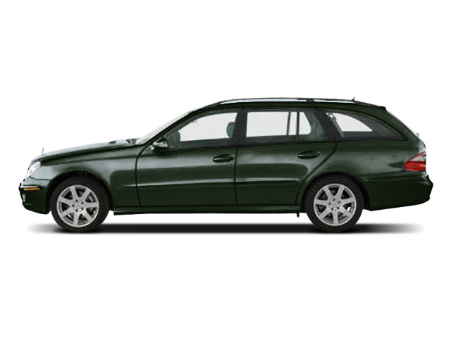 2009 Mercedes-Benz E-Class Prices and Values Wagon 4D E63 AMG side view