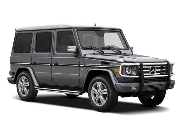 2009 Mercedes-Benz G-Class Prices and Values AMG 4 Door Supercharged 5.5L 4X4