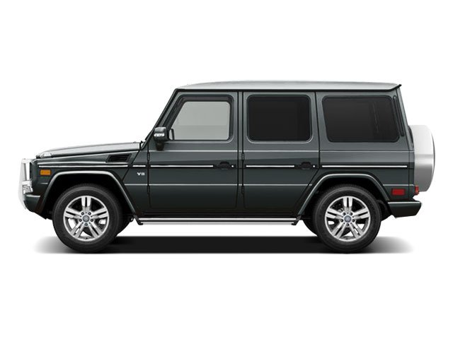 2009 Mercedes-Benz G-Class Prices and Values AMG 4 Door Supercharged 5.5L 4X4 side view
