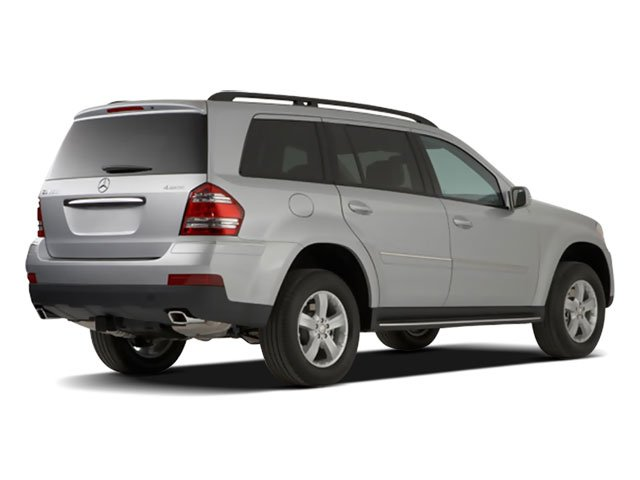 2009 Mercedes-Benz GL-Class Prices and Values Utility 4D GL550 4WD side rear view