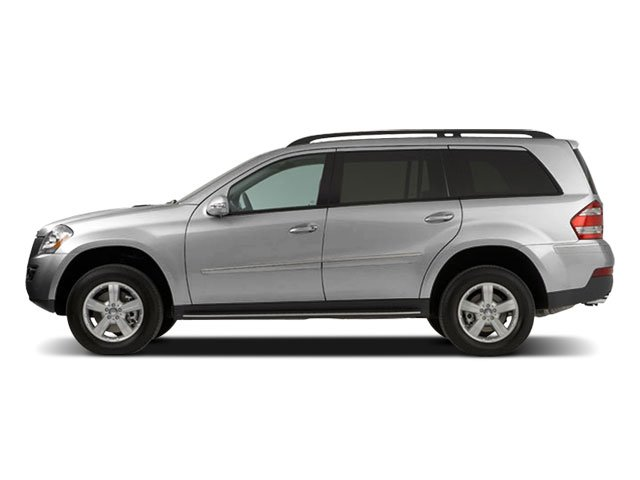 2009 Mercedes-Benz GL-Class Prices and Values Utility 4D GL550 4WD side view