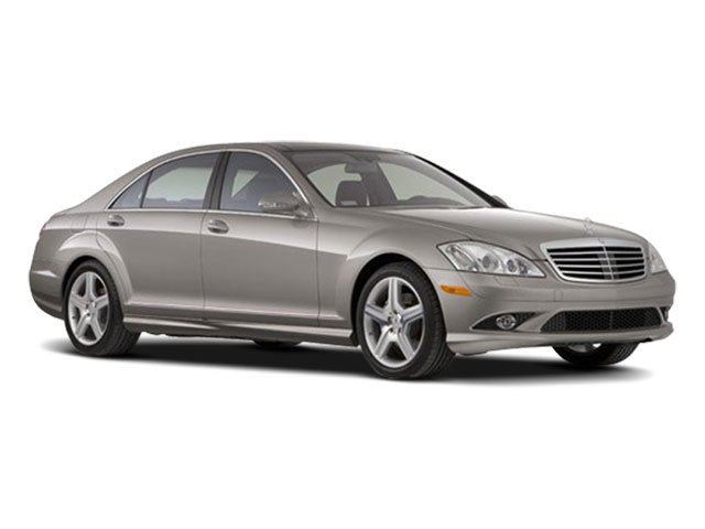 2009 Mercedes-Benz S-Class Prices and Values Sedan 4D S63 AMG