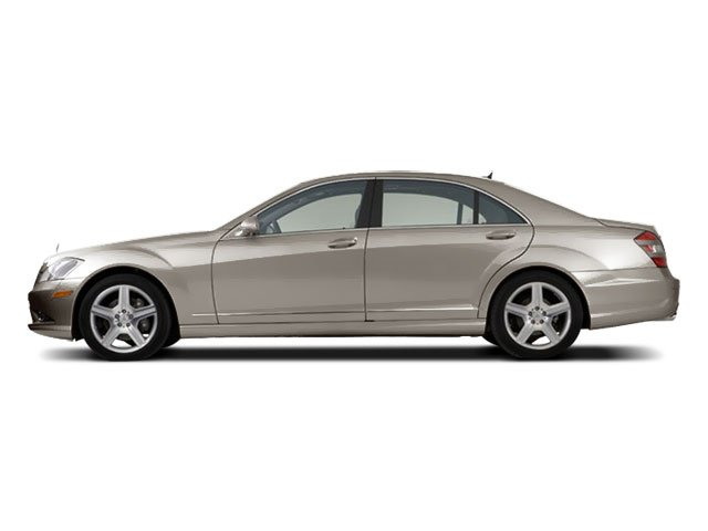 2009 Mercedes-Benz S-Class Prices and Values Sedan 4D S63 AMG side view