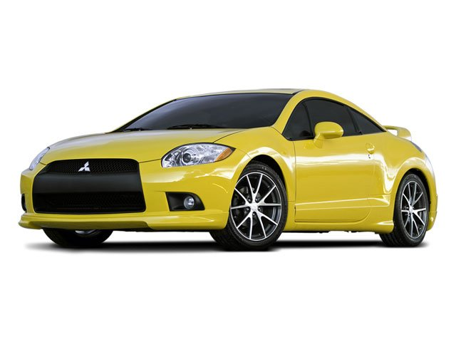 Mitsubishi Eclipse Coupe 2009 Coupe 2D GT - Фото 1
