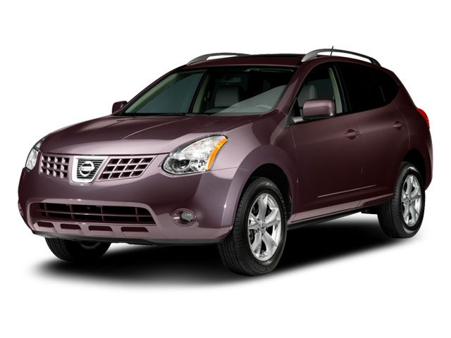 2009 Nissan Rogue Pictures Rogue Utility 4D SL AWD photos side front view