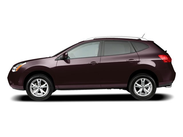2009 Nissan Rogue Pictures Rogue Utility 4D SL AWD photos side view