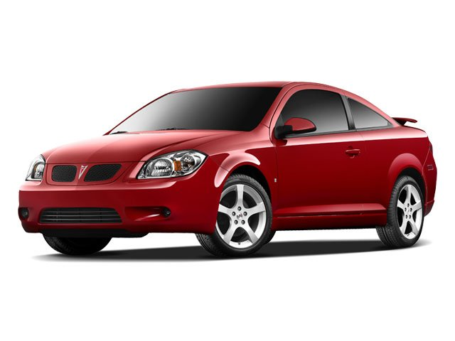 2009 Pontiac G5 Prices and Values Coupe 2D side front view