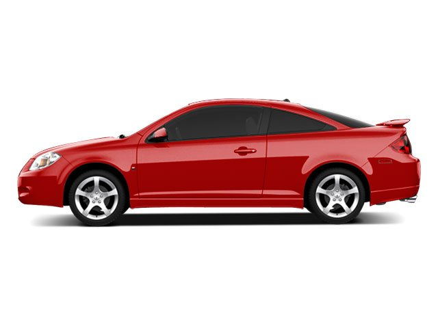 2009 Pontiac G5 Prices and Values Coupe 2D side view