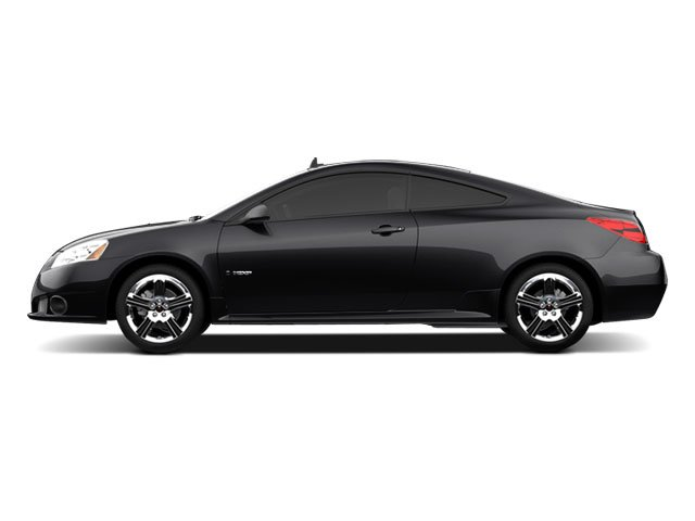 2009 Pontiac G6 Prices and Values Coupe 2D GT side view