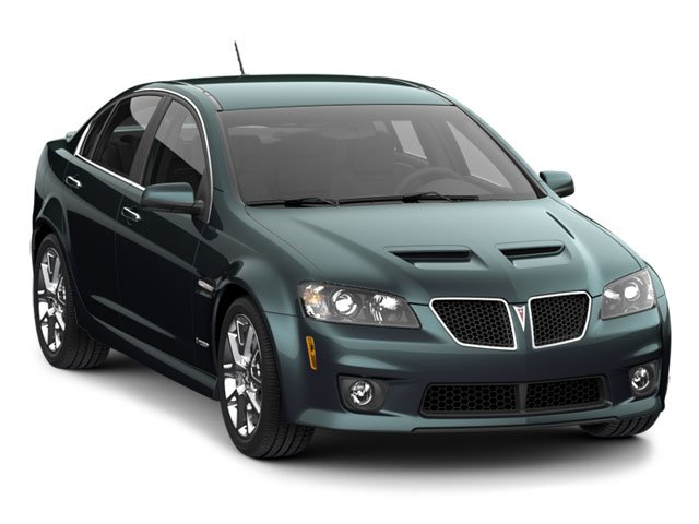 2009 Pontiac G8 Pictures G8 Sedan 4D photos side front view