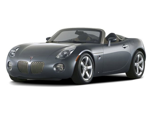 2009 Pontiac Solstice Pictures Solstice Roadster 2D GXP Club Sport photos side front view