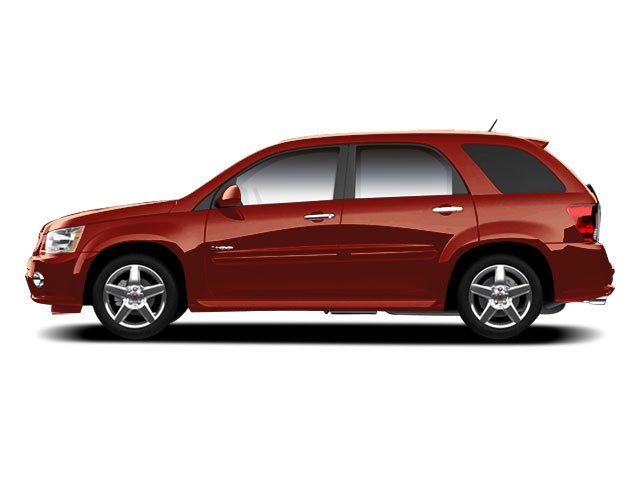2009 Pontiac Torrent Prices and Values Utility 4D GXP AWD side view