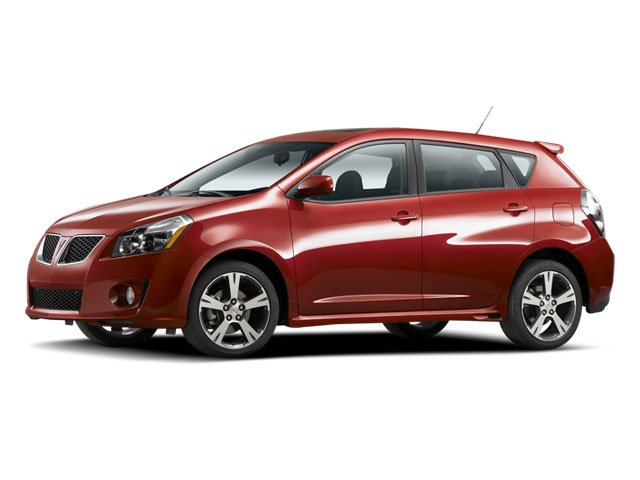 2009 Pontiac Vibe Prices and Values Wagon 4D GT