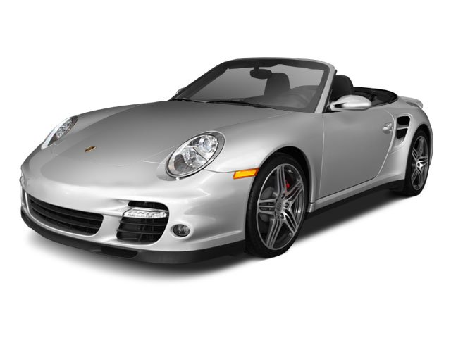 2009 Porsche 911 Prices and Values Cabriolet 2D side front view