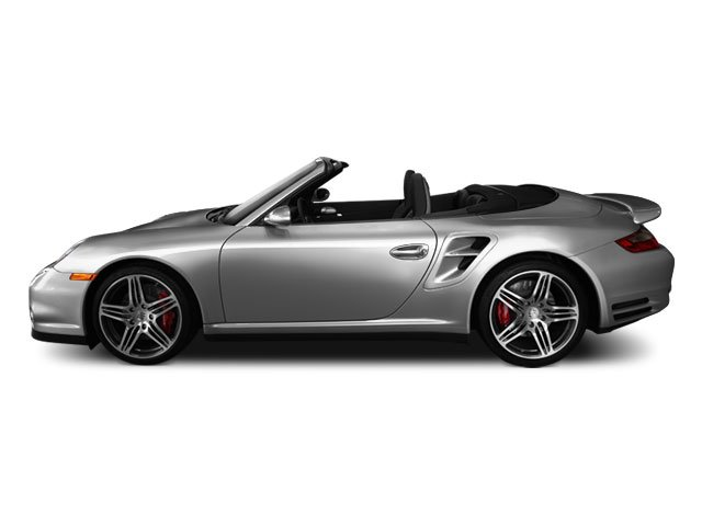 2009 Porsche 911 Prices and Values Cabriolet 2D Turbo AWD side view