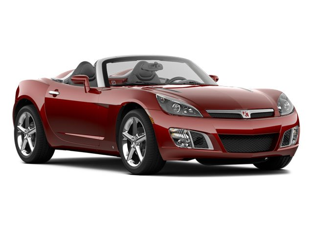 Saturn Sky Coupe 2009 Roadster 2D Red Line - Фото 1