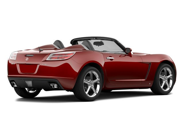 Saturn Sky Coupe 2009 Roadster 2D Red Line - Фото 2