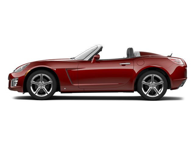 Saturn Sky Coupe 2009 Roadster 2D Red Line - Фото 3