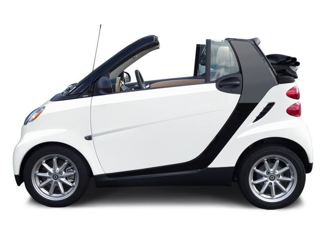 smart fortwo Coupe 2009 Convertible 2D Passion - Фото 3
